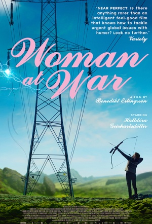 Woman at War Film Poster