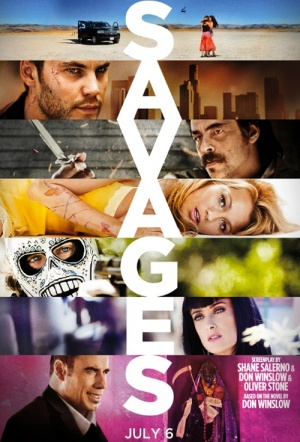 Savages Film Poster