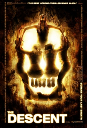 The Descent Film Poster