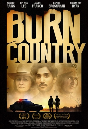 Burn Country Film Poster