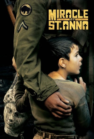 Miracle at St. Anna Film Poster