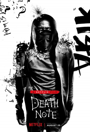 Death Note Film Poster