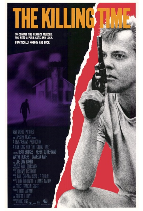 The Killing Time Film Poster