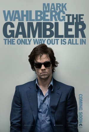 The Gambler (2014) Film Poster