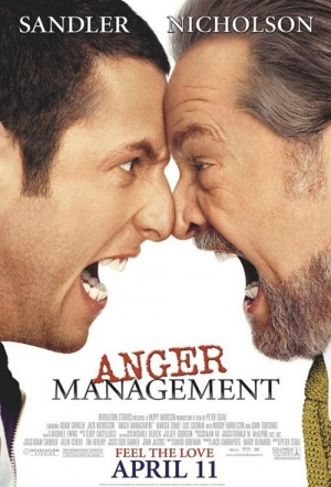 Anger Management Film Poster
