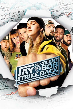 Jay and Silent Bob Strike Back Film Poster