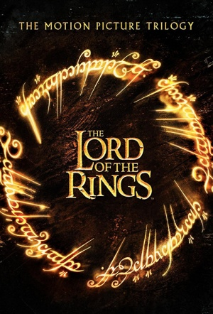 Triple Feature: Lord of the Rings Film Poster