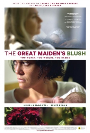 The Great Maiden's Blush Film Poster