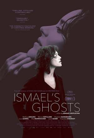 Ismael's Ghosts Film Poster