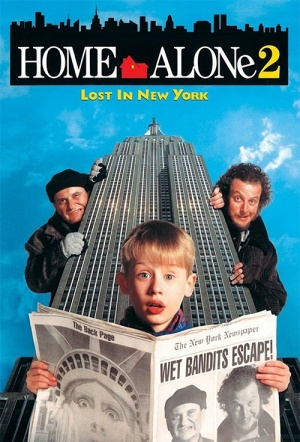 Home Alone 2: Lost in New York Film Poster