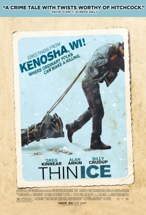 Thin Ice (2011) Film Poster