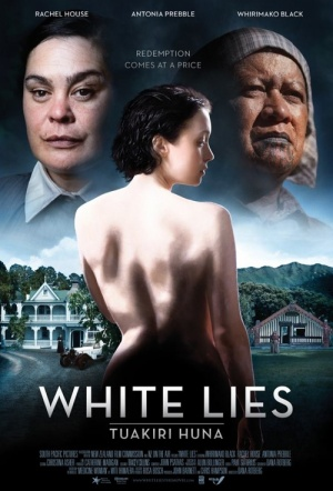 White Lies Film Poster