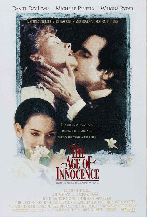 The Age of Innocence Film Poster