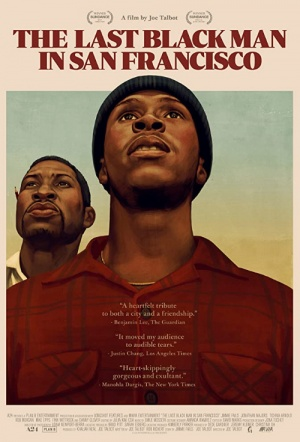 The Last Black Man in San Francisco Film Poster