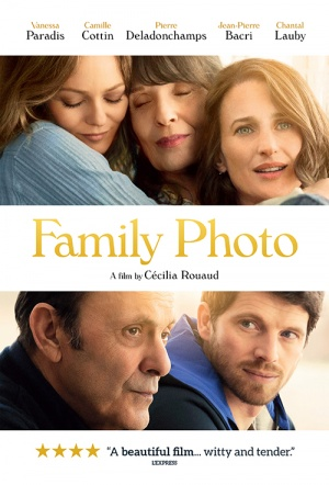 Family Photo Film Poster