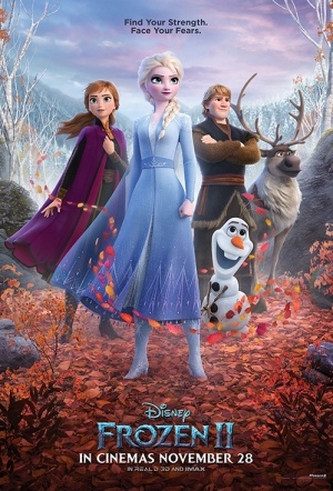 Frozen 2 Film Poster