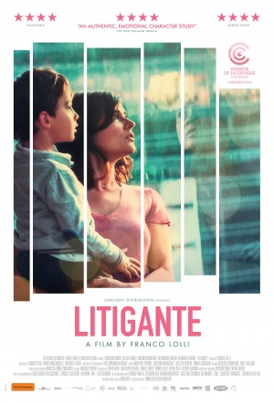 Litigante Film Poster