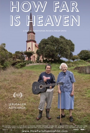 How Far Is Heaven Poster