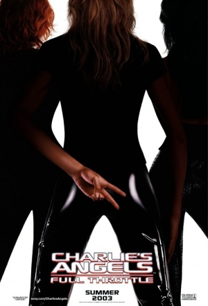 Charlie's Angels: Full Throttle Film Poster