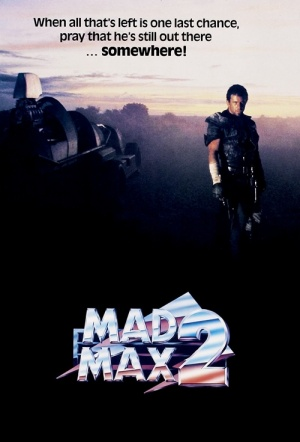 Mad Max 2: The Road Warrior Film Poster