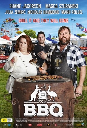 The BBQ Film Poster