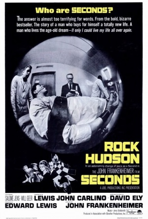Seconds Film Poster