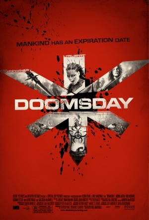 Doomsday Film Poster