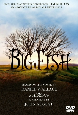 Big Fish Film Poster