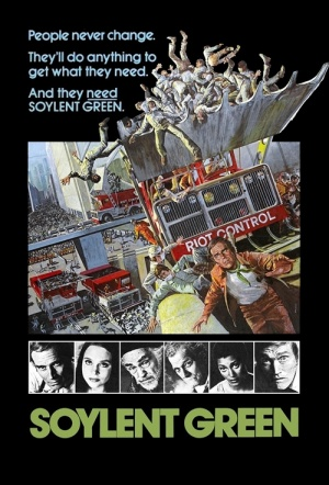 Soylent Green Film Poster