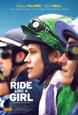 Ride Like A Girl Film Poster