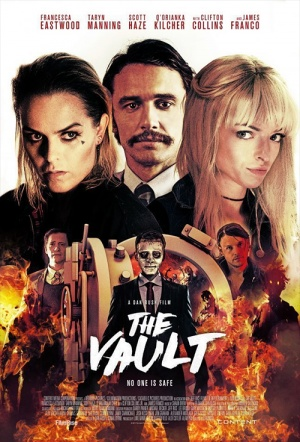 The Vault Film Poster