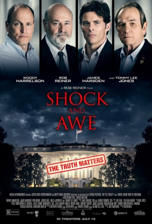 Shock and Awe Film Poster