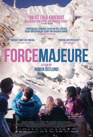 Force Majeure Film Poster