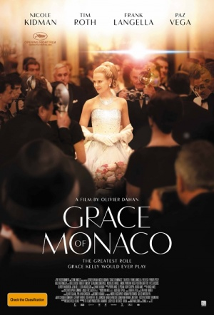 Grace of Monaco Film Poster