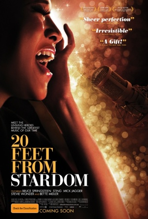 20 Feet from Stardom Film Poster