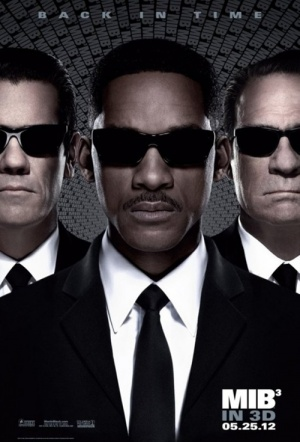 Men in Black 3 Film Poster
