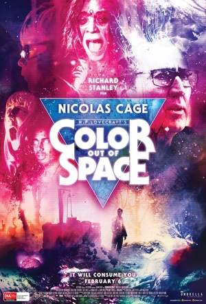 Colour Out of Space