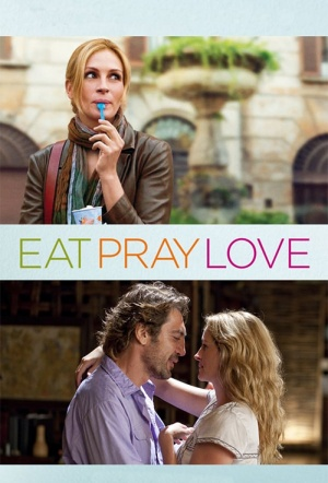 Eat Pray Love Film Poster