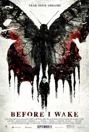 Before I Wake Film Poster