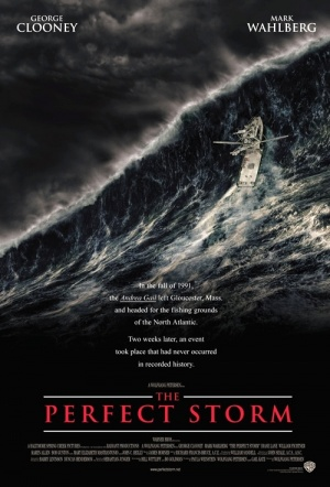 The Perfect Storm Film Poster