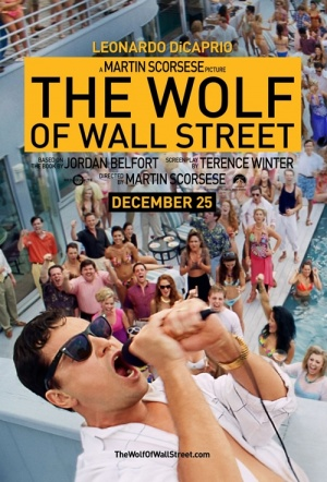 The Wolf of Wall Street Film Poster