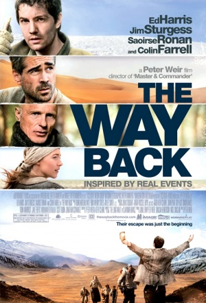 The Way Back Film Poster