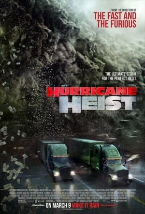 The Hurricane Heist Film Poster