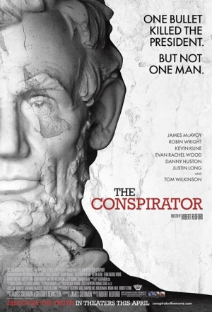 The Conspirator Film Poster
