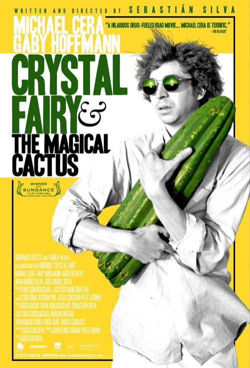 Crystal Fairy & the Magical Cactus Film Poster