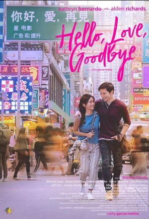 Hello, Love, Goodbye Film Poster