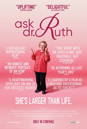Ask Dr. Ruth Film Poster