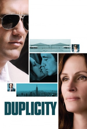 Duplicity Film Poster