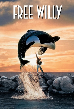 Free Willy Film Poster