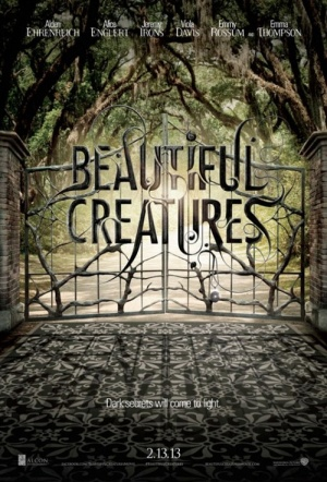 Beautiful Creatures Film Poster